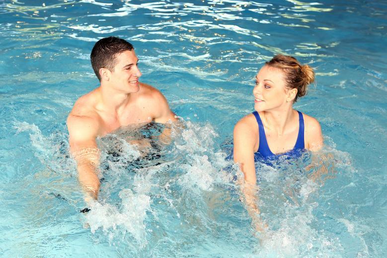 L'Aquadynamic à Premium Fitness Majorelle !