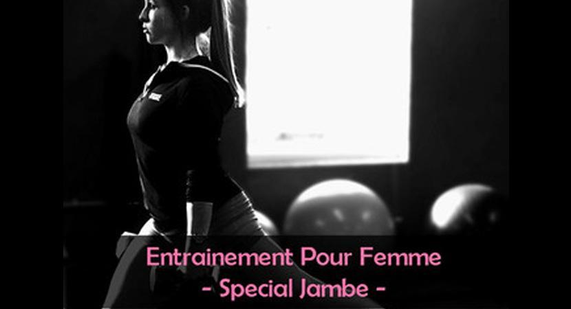 Contruisez des jambes que vous allez adorer : entraînement pour femmes