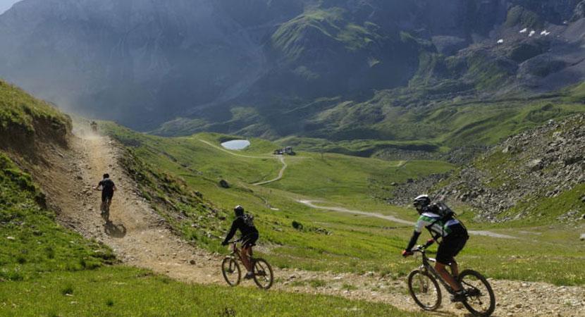 Zoom sur 3 Sports à faire en montagne pendant l'été