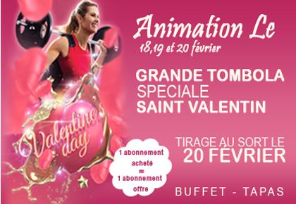 Tombola Saint Valentin